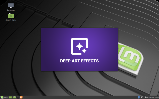 Deep Art Effects is starting up