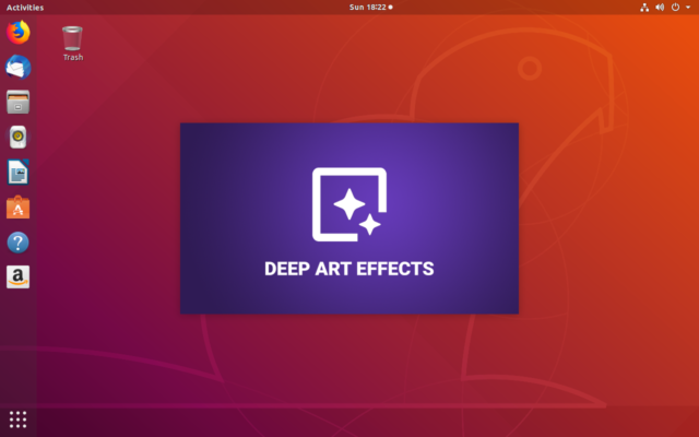 Starting Deep Art Effects